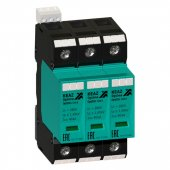 114296; Ограничитель импульсных перенапряжений (УЗИП) OptiDin OM-II-3-280/40