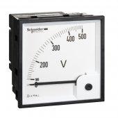 Powerlogic Вольтметр аналоговый 96х96мм; 16075