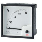 Вольтметр 0-600В AC прямое включение VLM-1-600/72; 2CSG112230R4001 (16072594)