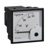 Powerlogic Вольтметр аналоговый 0-500В АС в дверцу отверстия 72х72мм; 16005