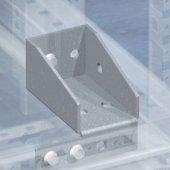 R5SFMR01 Крепёжный комплект для установки рам R5MRE и R5MRCE, 4шт.