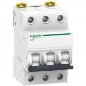 Acti 9 iK60 Автоматический выключатель 3P 10A (C); A9K24310