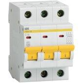 MVA20-3-020-D; Автоматический выключатель ВА47-29 3P 20А 4.5кА х-ка D