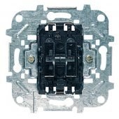Механизм 2-клавишного переключателя, 10А/250 В; 8122