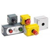 Пост кнопочный CEPY1-2002 ГРИБОК 2НЗ с защитой от непроизвольного нажатия; 1SFA619821R2002