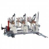 Выключатель нагрузки высоковольтный ВНА-10/630-Л-з-И2-УХЛ2 3P; 142387