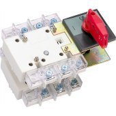 40103DEK; Выключатель-разъединитель ВР-101 160A 3P два направления тандем