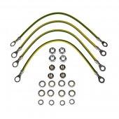 NSYCTVDA; Actassi Комплект заземления шкафов VDA/VDS 10 проводников
