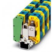 3009163; Заземляющие клеммы для выполнения проводки в зданиях UKH 50-PE/N