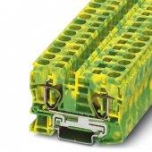 3036136; Клемма защитного провода ST 10-PE