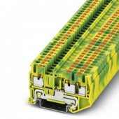 3209565; Клемма защитного провода PT 2.5-TWIN-PE