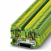 3031500; Клемма защитного провода ST 6-PE