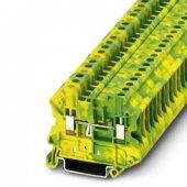 3046223; Клемма защитного провода UT 4-MTD-PE