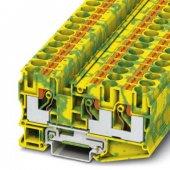 3208745; Клемма защитного провода PT 10-TWIN-PE