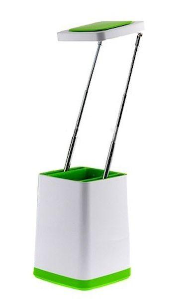 Настольная лампа camelion kd-777 white green