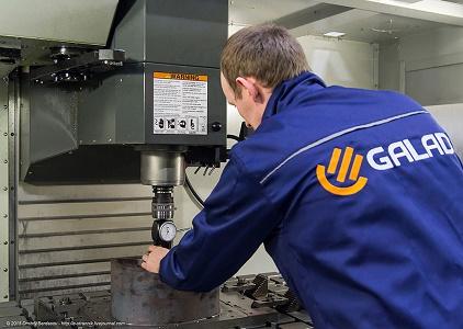 Galad завод
